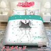New Emilia Hermit - Hundred Japanese Anime Bed Blanket or Duvet Cover with Pillow Covers ADP-CP160410 - Anime Dakimakura Pillow Shop | Fast, Free Shipping, Dakimakura Pillow & Cover shop, pillow For sale, Dakimakura Japan Store, Buy Custom Hugging Pillow Cover - 1