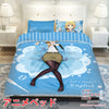 New Ellen Baker Japanese Anime Bed Blanket or Duvet Cover with Pillow Covers ADP-CP160412 - Anime Dakimakura Pillow Shop | Fast, Free Shipping, Dakimakura Pillow & Cover shop, pillow For sale, Dakimakura Japan Store, Buy Custom Hugging Pillow Cover - 1