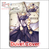 New Jeanne D'arc - Fate Grand Order Japanese Anime Bed Blanket or Duvet Cover with Pillow Covers ADP-CP160414 - Anime Dakimakura Pillow Shop | Fast, Free Shipping, Dakimakura Pillow & Cover shop, pillow For sale, Dakimakura Japan Store, Buy Custom Hugging Pillow Cover - 3
