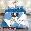New Noriko Sonozaki - Kiznaiver Japanese Anime Bed Blanket or Duvet Cover with Pillow Covers ADP-CP160502 - Anime Dakimakura Pillow Shop | Fast, Free Shipping, Dakimakura Pillow & Cover shop, pillow For sale, Dakimakura Japan Store, Buy Custom Hugging Pillow Cover - 1