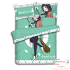 New Makoto Kowata - Flying Witch Japanese Anime Bed Blanket or Duvet Cover with Pillow Covers ADP-CP160504 - Anime Dakimakura Pillow Shop | Fast, Free Shipping, Dakimakura Pillow & Cover shop, pillow For sale, Dakimakura Japan Store, Buy Custom Hugging Pillow Cover - 4