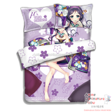New Toujou Nozomi - Love Live Japanese Anime Bed Blanket or Duvet Cover with Pillow Covers ADP-CP160602 - Anime Dakimakura Pillow Shop | Fast, Free Shipping, Dakimakura Pillow & Cover shop, pillow For sale, Dakimakura Japan Store, Buy Custom Hugging Pillow Cover - 3