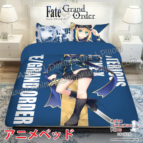 New Mysterious Heroine X - Fate Grand Order Japanese Anime Bed Blanket or Duvet Cover with Pillow Covers ADP-CP170006