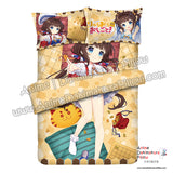 New Ai Hinatsuru - Ryuuou no Oshigoto! Japanese Anime Bed Blanket or Duvet Cover with Pillow Covers ADP-CP170038