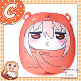 New Umaru Doma - Himouto Umaru-chan Plushie Fluffy High Quality Soft Plush Toy 6 Designs KK868 - Anime Dakimakura Pillow Shop | Fast, Free Shipping, Dakimakura Pillow & Cover shop, pillow For sale, Dakimakura Japan Store, Buy Custom Hugging Pillow Cover - 4