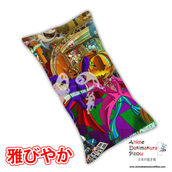 New Holloween Anime Dakimakura Rectangle Pillow Cover Custom Designer CaptRicoSakara ADC249 - Anime Dakimakura Pillow Shop | Fast, Free Shipping, Dakimakura Pillow & Cover shop, pillow For sale, Dakimakura Japan Store, Buy Custom Hugging Pillow Cover - 1