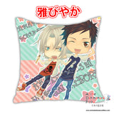 New Katekyo Hitman Reborn Anime Dakimakura Square Pillow Cover Custom Designer Celsa ADC239 - Anime Dakimakura Pillow Shop | Fast, Free Shipping, Dakimakura Pillow & Cover shop, pillow For sale, Dakimakura Japan Store, Buy Custom Hugging Pillow Cover - 2