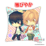 New Katekyo Hitman Reborn Anime Dakimakura Square Pillow Cover Custom Designer Celsa ADC240 - Anime Dakimakura Pillow Shop | Fast, Free Shipping, Dakimakura Pillow & Cover shop, pillow For sale, Dakimakura Japan Store, Buy Custom Hugging Pillow Cover - 2