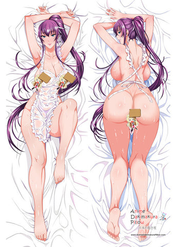 New Highschool of the Dead Saeko Busujima Anime Dakimakura Japanese Pillow Cover ContestEightySeven ADP-9124 - Anime Dakimakura Pillow Shop | Fast, Free Shipping, Dakimakura Pillow & Cover shop, pillow For sale, Dakimakura Japan Store, Buy Custom Hugging Pillow Cover - 1