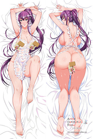 New Saeko Busujima Anime Dakimakura Japanese Pillow Cover ContestEightyNine 19 - Anime Dakimakura Pillow Shop | Fast, Free Shipping, Dakimakura Pillow & Cover shop, pillow For sale, Dakimakura Japan Store, Buy Custom Hugging Pillow Cover - 1