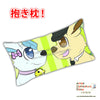 New Cutie Eony Anime Dakimakura Japanese Rectangle Pillow Cover Custom Designer Carina Knutson - 4 ADC666 - Anime Dakimakura Pillow Shop | Fast, Free Shipping, Dakimakura Pillow & Cover shop, pillow For sale, Dakimakura Japan Store, Buy Custom Hugging Pillow Cover - 1