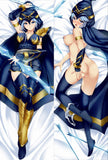 New  League of Legends Ashe Anime Dakimakura Japanese Pillow Cover ADP-3004