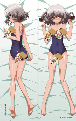 New Over Drive Anime Dakimakura Japanese Pillow Cover DR5 - Anime Dakimakura Pillow Shop | Fast, Free Shipping, Dakimakura Pillow & Cover shop, pillow For sale, Dakimakura Japan Store, Buy Custom Hugging Pillow Cover - 1