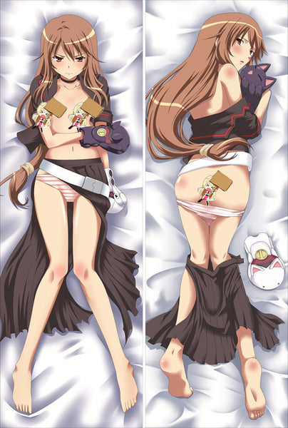 New Wolf Great God Anime Dakimakura Japanese Pillow Cover DS3 - Anime Dakimakura Pillow Shop | Fast, Free Shipping, Dakimakura Pillow & Cover shop, pillow For sale, Dakimakura Japan Store, Buy Custom Hugging Pillow Cover - 1