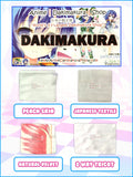New  Asazaka Meguri Anime Dakimakura Japanese Pillow Cover Asazaka Meguri1 - Anime Dakimakura Pillow Shop | Fast, Free Shipping, Dakimakura Pillow & Cover shop, pillow For sale, Dakimakura Japan Store, Buy Custom Hugging Pillow Cover - 7