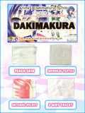 New Misaki Tobisawa - Aokana Four Rhythm Across the Blue Anime Dakimakura Japanese Hugging Body Pillow Cover H3146 - Anime Dakimakura Pillow Shop | Fast, Free Shipping, Dakimakura Pillow & Cover shop, pillow For sale, Dakimakura Japan Store, Buy Custom Hugging Pillow Cover - 6
