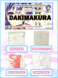 New Saya Sasamiya - The Asterisk War Anime Dakimakura Japanese Hugging Body Pillow Cover H3063 - Anime Dakimakura Pillow Shop | Fast, Free Shipping, Dakimakura Pillow & Cover shop, pillow For sale, Dakimakura Japan Store, Buy Custom Hugging Pillow Cover - 4