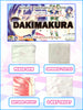 New Overwatch - D.Va Anime Dakimakura Japanese Pillow Cover Custom Designer Audrey Flores ADC699 - Anime Dakimakura Pillow Shop | Fast, Free Shipping, Dakimakura Pillow & Cover shop, pillow For sale, Dakimakura Japan Store, Buy Custom Hugging Pillow Cover - 6