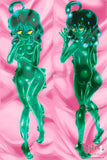 New Slime Girl Succubus Urutiel Anime Dakimakura Japanese Pillow Cover Custom Designer Daronzo83 ADC279 - Anime Dakimakura Pillow Shop | Fast, Free Shipping, Dakimakura Pillow & Cover shop, pillow For sale, Dakimakura Japan Store, Buy Custom Hugging Pillow Cover - 2