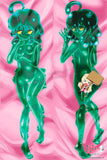 New Slime Girl Succubus Urutiel Anime Dakimakura Japanese Pillow Cover Custom Designer Daronzo83 ADC279 - Anime Dakimakura Pillow Shop | Fast, Free Shipping, Dakimakura Pillow & Cover shop, pillow For sale, Dakimakura Japan Store, Buy Custom Hugging Pillow Cover - 1