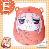 New Umaru Doma - Himouto Umaru-chan Plushie Fluffy High Quality Soft Plush Toy 6 Designs KK868 - Anime Dakimakura Pillow Shop | Fast, Free Shipping, Dakimakura Pillow & Cover shop, pillow For sale, Dakimakura Japan Store, Buy Custom Hugging Pillow Cover - 6