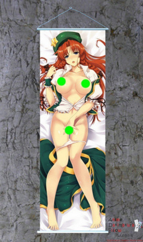 New Touhou Project Dakimakura Anime Wall Banner F185 ContestOneHundredTwelve16