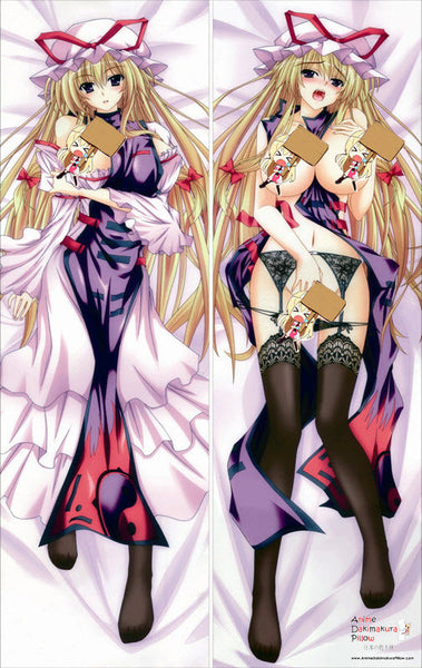 New  Touhou Project Anime Dakimakura Japanese Pillow Cover TPA2