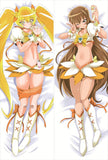 New We are Pretty Cure Anime Dakimakura Japanese Pillow Cover GM23 - Anime Dakimakura Pillow Shop | Fast, Free Shipping, Dakimakura Pillow & Cover shop, pillow For sale, Dakimakura Japan Store, Buy Custom Hugging Pillow Cover - 1