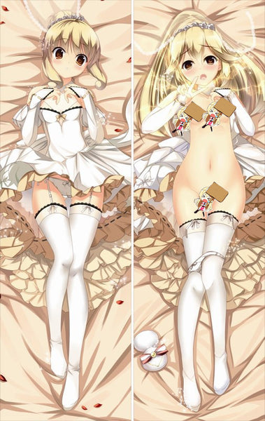 New We are Pretty Cure Anime Dakimakura Japanese Pillow Cover GM30 - Anime Dakimakura Pillow Shop | Fast, Free Shipping, Dakimakura Pillow & Cover shop, pillow For sale, Dakimakura Japan Store, Buy Custom Hugging Pillow Cover - 1