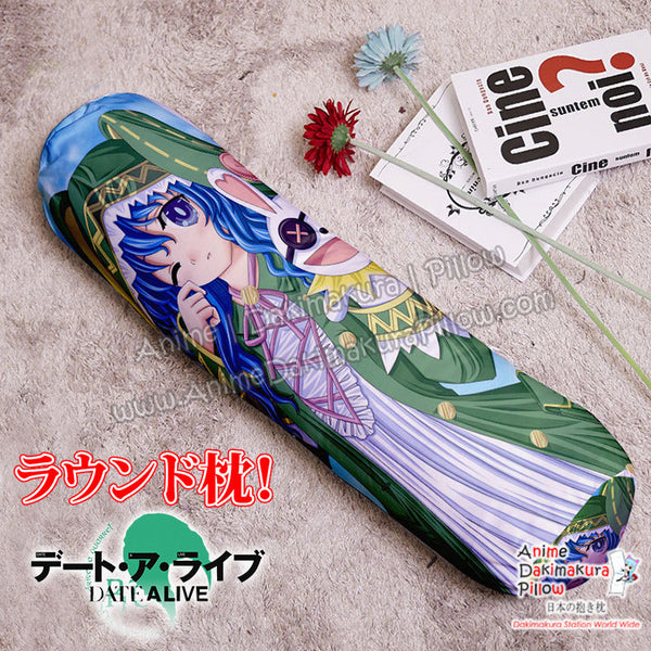 New Yoshino - Date A Live Anime Japanese Bolster Round Hugging Body Pillow GZFONG545