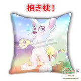 New Gatomono Doodle Anime Dakimakura Japanese Square Pillow Cover Custom Designer Carina Knutson ADC665 - Anime Dakimakura Pillow Shop | Fast, Free Shipping, Dakimakura Pillow & Cover shop, pillow For sale, Dakimakura Japan Store, Buy Custom Hugging Pillow Cover - 1