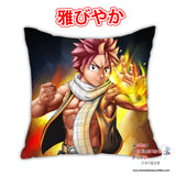 New Fairy Tail Anime Dakimakura Square Pillow Cover Custom Designer GenghisKwan ADC270 - Anime Dakimakura Pillow Shop | Fast, Free Shipping, Dakimakura Pillow & Cover shop, pillow For sale, Dakimakura Japan Store, Buy Custom Hugging Pillow Cover - 2