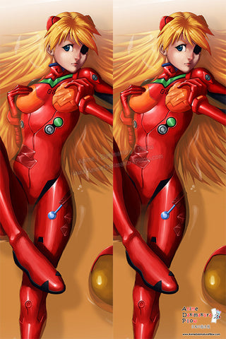 New Asuka Langley - Evangelion Anime Dakimakura Japanese Pillow Cover Custom Designer GenghisKwan ADC263 - Anime Dakimakura Pillow Shop | Fast, Free Shipping, Dakimakura Pillow & Cover shop, pillow For sale, Dakimakura Japan Store, Buy Custom Hugging Pillow Cover - 1