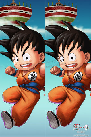 New Son Goku - Dragon Ball Z Anime Dakimakura Japanese Pillow Cover Custom Designer GenghisKwan ADC271 - Anime Dakimakura Pillow Shop | Fast, Free Shipping, Dakimakura Pillow & Cover shop, pillow For sale, Dakimakura Japan Store, Buy Custom Hugging Pillow Cover - 1