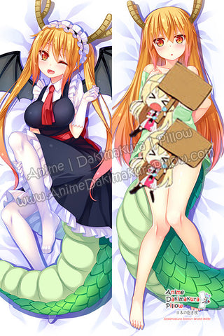 New-Tohru-Miss-Kobayashi's-Dragon-Maid-Anime-Dakimakura-Japanese-Hugging-Body-Pillow-Cover-H-TOHRU-B