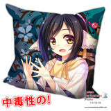 New Utawarerumono Anime Dakimakura Square Pillow Cover H0193 - Anime Dakimakura Pillow Shop | Fast, Free Shipping, Dakimakura Pillow & Cover shop, pillow For sale, Dakimakura Japan Store, Buy Custom Hugging Pillow Cover - 1