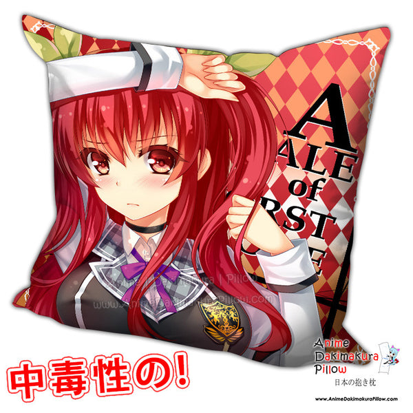 New Rakudai Kishi no Cavalry Anime Dakimakura Square Pillow Cover H0199 - Anime Dakimakura Pillow Shop | Fast, Free Shipping, Dakimakura Pillow & Cover shop, pillow For sale, Dakimakura Japan Store, Buy Custom Hugging Pillow Cover - 1