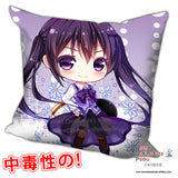New Rize Tedeza - Is the Order Rabbit Anime Dakimakura Square Pillow Cover H0206 - Anime Dakimakura Pillow Shop | Fast, Free Shipping, Dakimakura Pillow & Cover shop, pillow For sale, Dakimakura Japan Store, Buy Custom Hugging Pillow Cover - 1