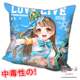 New Minami Kotori - Love Live Anime Dakimakura Square Pillow Cover H0220 - Anime Dakimakura Pillow Shop | Fast, Free Shipping, Dakimakura Pillow & Cover shop, pillow For sale, Dakimakura Japan Store, Buy Custom Hugging Pillow Cover - 1