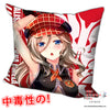 New God Eater Anime Dakimakura Square Pillow Cover H0234 - Anime Dakimakura Pillow Shop | Fast, Free Shipping, Dakimakura Pillow & Cover shop, pillow For sale, Dakimakura Japan Store, Buy Custom Hugging Pillow Cover - 1