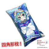 New Snow Miku Hatsune - Vocaloid Anime Dakimakura Rectangle Pillow Cover H0265 - Anime Dakimakura Pillow Shop | Fast, Free Shipping, Dakimakura Pillow & Cover shop, pillow For sale, Dakimakura Japan Store, Buy Custom Hugging Pillow Cover - 1