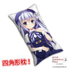 New Chino Kafuu - Is the Order Rabbit Anime Dakimakura Rectangle Pillow Cover H0267 - Anime Dakimakura Pillow Shop | Fast, Free Shipping, Dakimakura Pillow & Cover shop, pillow For sale, Dakimakura Japan Store, Buy Custom Hugging Pillow Cover - 1