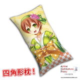 New Rin Hoshizora - Love Live Anime Dakimakura Rectangle Pillow Cover H0272 - Anime Dakimakura Pillow Shop | Fast, Free Shipping, Dakimakura Pillow & Cover shop, pillow For sale, Dakimakura Japan Store, Buy Custom Hugging Pillow Cover - 1