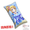New Ayase Eli - Love Live Anime Dakimakura Rectangle Pillow Cover H0274 - Anime Dakimakura Pillow Shop | Fast, Free Shipping, Dakimakura Pillow & Cover shop, pillow For sale, Dakimakura Japan Store, Buy Custom Hugging Pillow Cover - 1