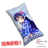 New Sonoda Umi - Love Live Anime Dakimakura Rectangle Pillow Cover H0275 - Anime Dakimakura Pillow Shop | Fast, Free Shipping, Dakimakura Pillow & Cover shop, pillow For sale, Dakimakura Japan Store, Buy Custom Hugging Pillow Cover - 1