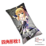 New Saber Lily - Fate Stay Night Anime Dakimakura Rectangle Pillow Cover H0280 - Anime Dakimakura Pillow Shop | Fast, Free Shipping, Dakimakura Pillow & Cover shop, pillow For sale, Dakimakura Japan Store, Buy Custom Hugging Pillow Cover - 1