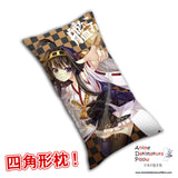 New Kongou - Kantai Collection Anime Dakimakura Rectangle Pillow Cover H0289 - Anime Dakimakura Pillow Shop | Fast, Free Shipping, Dakimakura Pillow & Cover shop, pillow For sale, Dakimakura Japan Store, Buy Custom Hugging Pillow Cover - 1