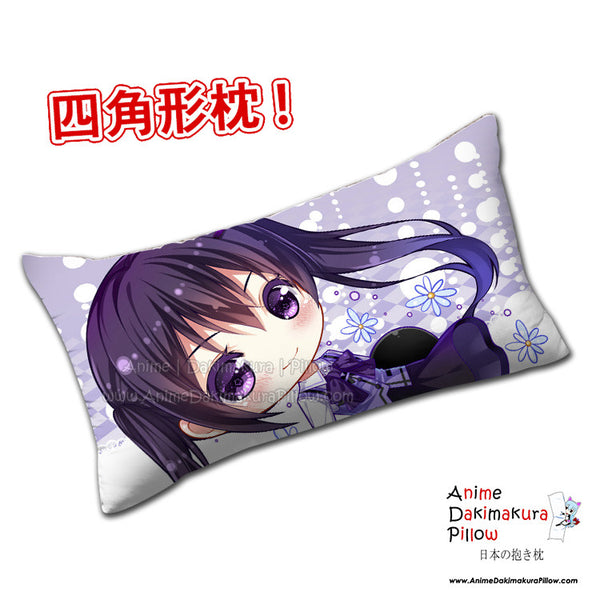 New Rize Tedeza - Is the Order Rabbit Anime Dakimakura Rectangle Pillow Cover H0306
