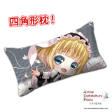 New Syaro Kirima - Is the Order Rabbit Anime Dakimakura Rectangle Pillow Cover H0308 - Anime Dakimakura Pillow Shop | Fast, Free Shipping, Dakimakura Pillow & Cover shop, pillow For sale, Dakimakura Japan Store, Buy Custom Hugging Pillow Cover - 1