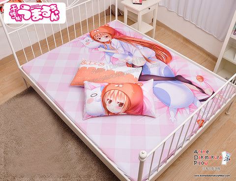 New Umaru Doma - Himouto Umaru Chan Japanese Anime Bed Blanket or Duvet Cover with Pillow Covers H0322 - Anime Dakimakura Pillow Shop | Fast, Free Shipping, Dakimakura Pillow & Cover shop, pillow For sale, Dakimakura Japan Store, Buy Custom Hugging Pillow Cover - 1